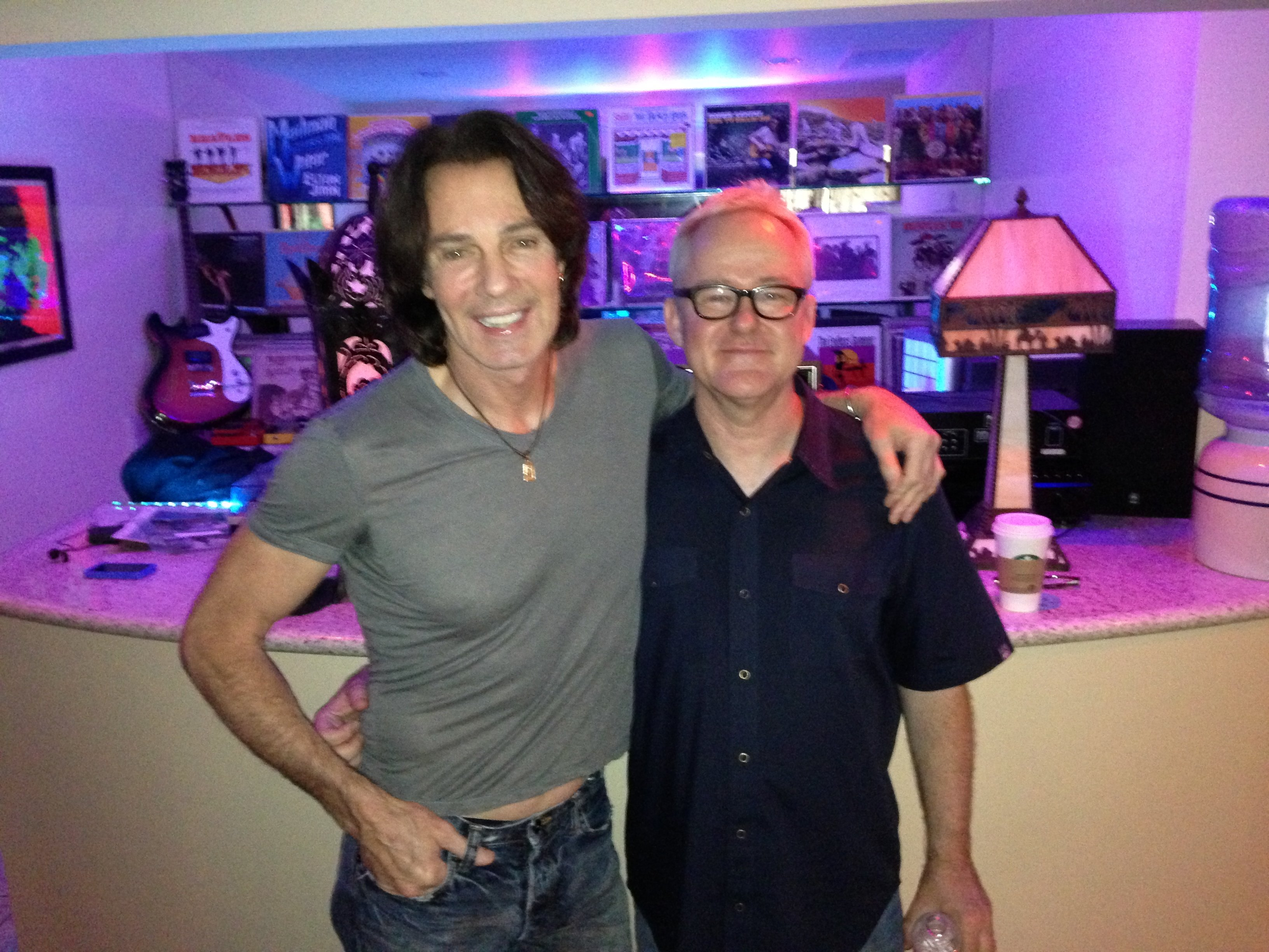 Rick Springfield interview by Tim Pierce.