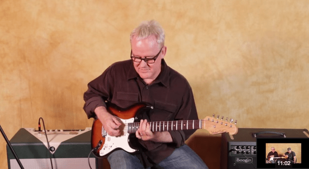 Tim Pierce Chord Inversions and Embellishments Marty Schwartz Free Online Guitar Lesson