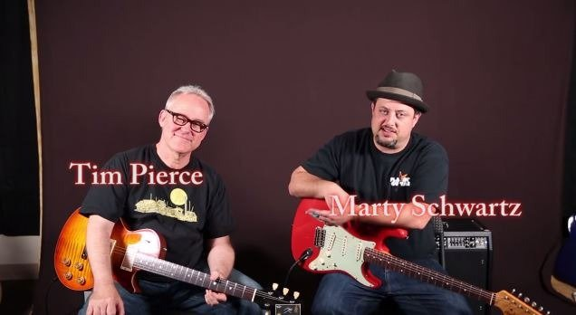 Tim Pierce Guitar Solo Lesson Marty Schwartz Guitar Jamz