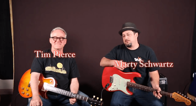 Pentatonic Guitar Licks Slash Tim Pierce Marty Schwartz Guitarjamz