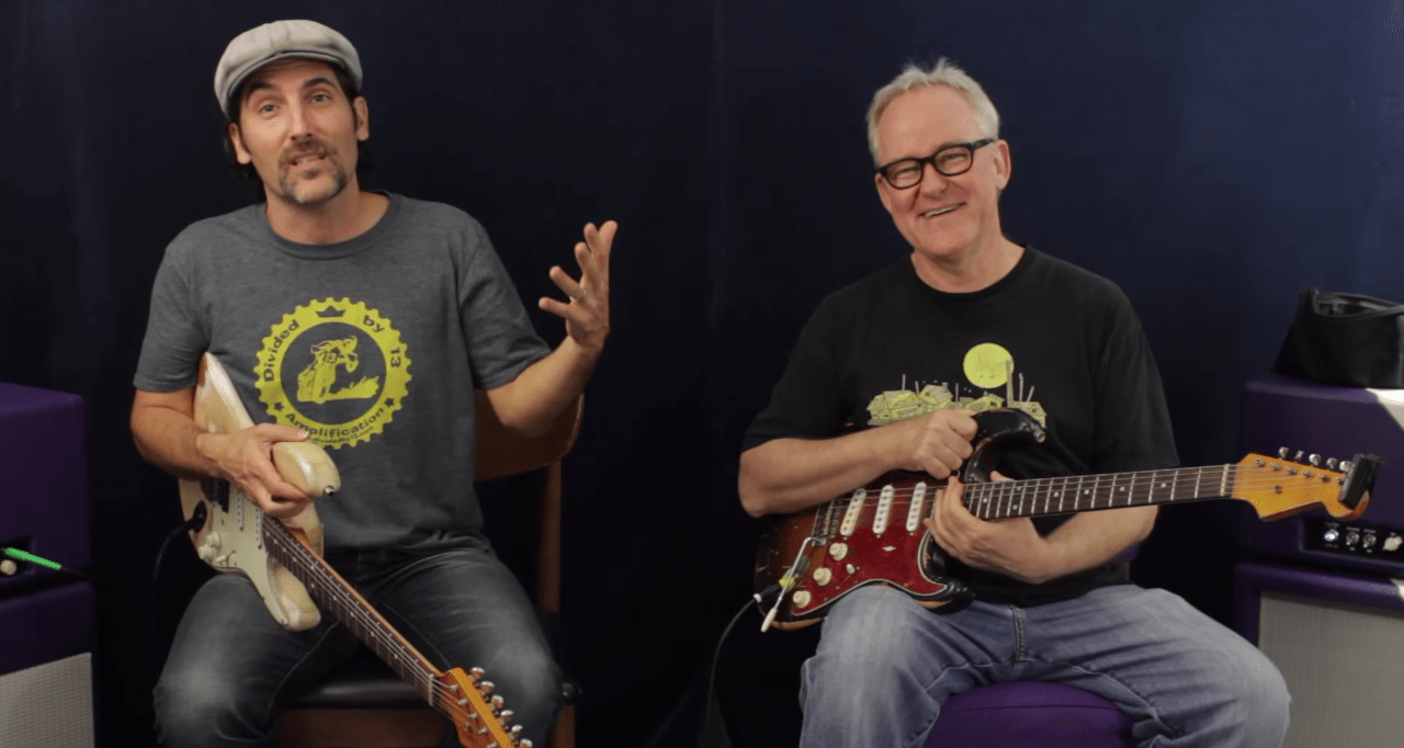 How To Solo Over Chord Changes Part 1 Tim Pierce Papastache