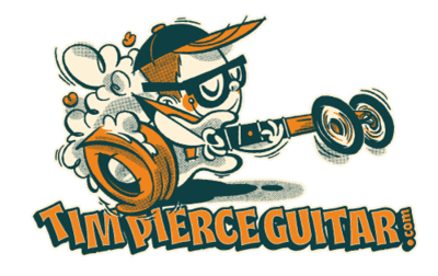 Tim Pierce Guitar Logo
